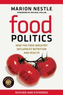 Food Politics Pdf/ePub eBook