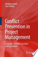 Conflict Prevention In Project Management Book PDF
