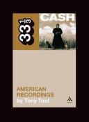 Pdf Johnny Cash's American Recordings