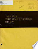 Telling the Marine Corps Story