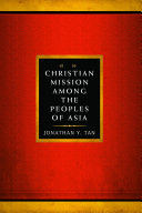 Christian Mission Among the Peoples of Asia