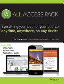 Advanced Engineering Mathematics 10E All Access Pack Book