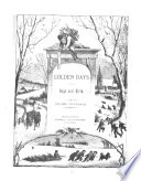 Golden Days for Boys and Girls Book