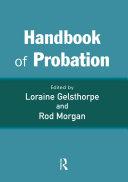 Handbook of Probation