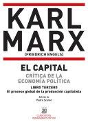 EL CAPITAL. CRÍTICA DE LA ECONOMÍA POLÍTICA. LIBRO TERCERO