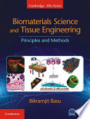 Biomaterials Science and Tissue Engineering Book