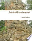 Spiritual Exercises 430