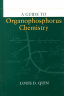 A Guide to Organophosphorus Chemistry