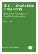 Pdf Grammaticalization in the North