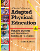 A Teacher S Guide To Adapted Physical Education Book PDF