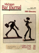 Michigan Bar Journal Directory