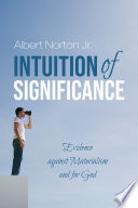 Intuition of Significance Book PDF