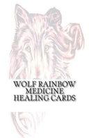 Wolf Rainbow Medicine Healing Cards