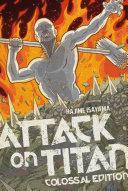 Attack on Titan  Colossal Edition 5