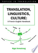 Translation  Linguistics  Culture