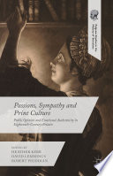 Read Online Passions, Sympathy and Print Culture For Free