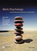 Work Psychology