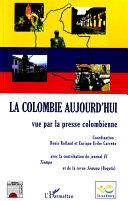Pdf La Colombie aujourd'hui Telecharger