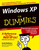 Pdf Windows XP For Dummies Telecharger