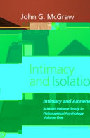 Intimacy and Isolation