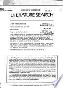 Liver Transplantation Book