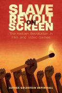Pdf Slave Revolt on Screen Telecharger