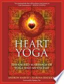 Heart Yoga Book