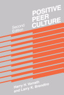 Positive Peer Culture