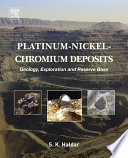 Platinum-Nickel-Chromium Deposits