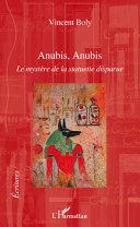 Anubis, Anubis