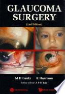 Glaucoma Surgery Book PDF