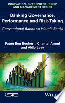 Banking Governance Performance And Risk Taking