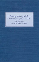 Pdf A Bibliography of Modern Arthuriana (1500-2000)