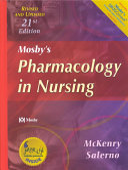 Mosby S Pharmacology In Nursing