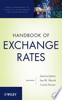 Handbook of Exchange Rates Book