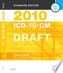 Icd 10 Cm Standard Edition Draft E Book