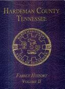Hardeman County, Tennessee: Family History