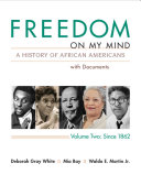 Freedom on My Mind  Volume 2 Book PDF