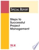 Steps to Successful Project Management Book