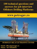 100 questions and answers for job interview Offshore Drilling Platforms [Pdf/ePub] eBook