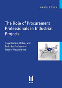 The Role of Procurement Professionals in Industrial Projects