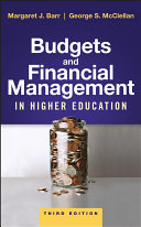 Budgets and Financial Management in Higher Education