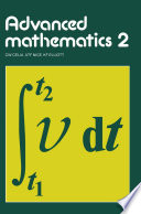 Advanced mathematics 2
