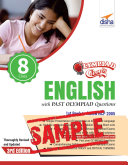 (FREE SAMPLE) Olympiad Champs English Class 8 with Past Olympiad Questions 3rd Edition Pdf/ePub eBook