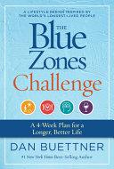 The Blue Zones Challenge Book