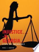 Injustice N Georgia