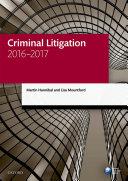 Criminal Litigation 2016-2017 - Seite 28