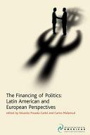 The Financing of Politics