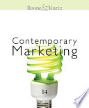 """Contemporary Marketing"" by Louis E. Boone, David L. Kurtz"
