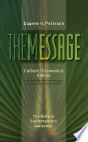 The Message Catholic Ecumenical Edition